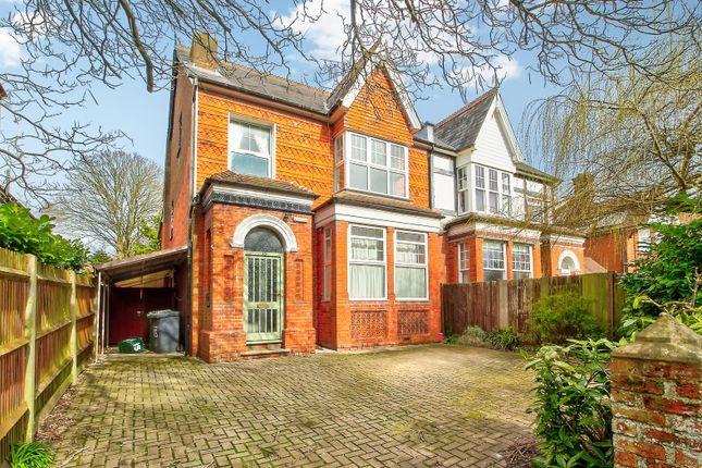 Semi-detached house for sale in Richmond Road, Basingstoke