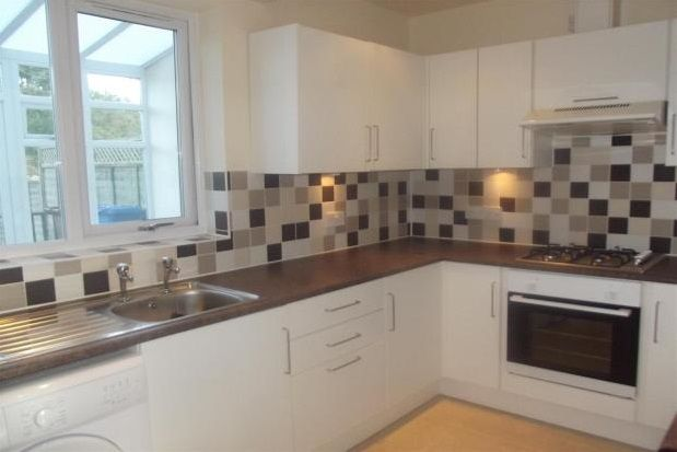 Thumbnail Semi-detached house to rent in The Crescent, Chaddesden, Derby