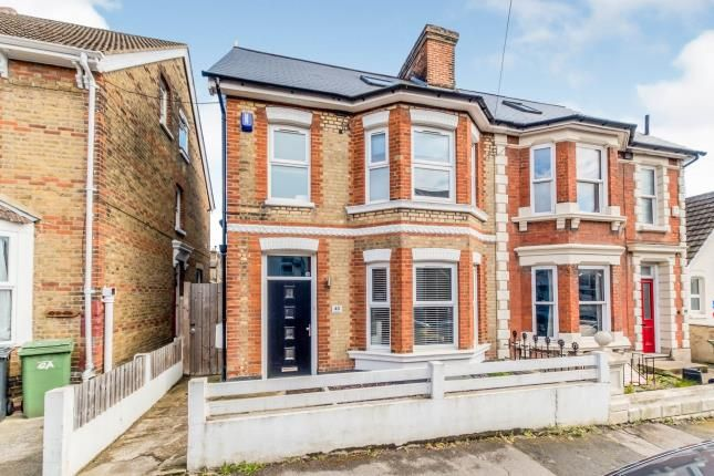 Thumbnail Semi-detached house for sale in Hedley Street, Maidstone, Kent