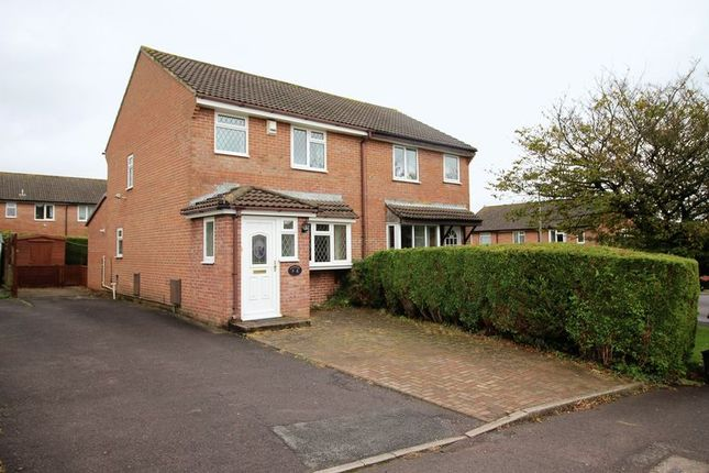 Thumbnail Semi-detached house to rent in Langdon Close, Chard