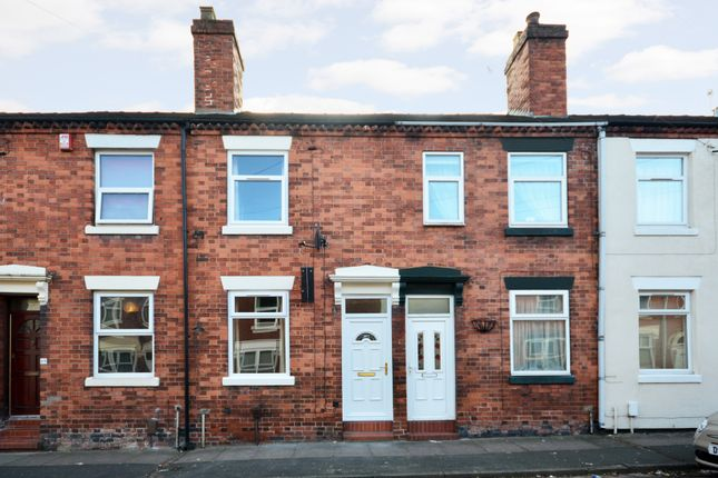 Thumbnail Terraced house to rent in Richmond Street, Penkhull, Stoke On Trent