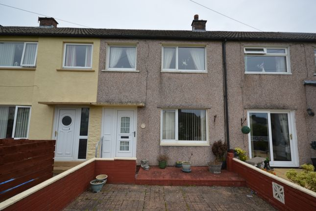 Main Page of Priory Drive, Cleator Moor, Cumbria CA25