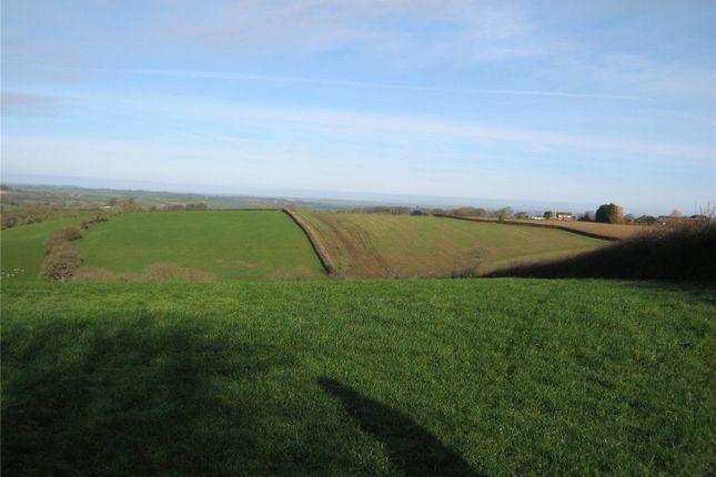 Thumbnail Land for sale in Cheriton Farm, Cheriton Bishop, Exeter, Devon