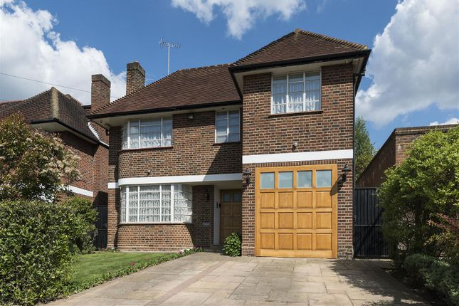 Thumbnail Detached house for sale in Spencer Drive, London