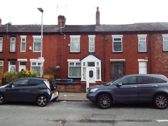 2 bed terraced house for sale in Parkhill Avenue, Manchester, Greater Manchester
