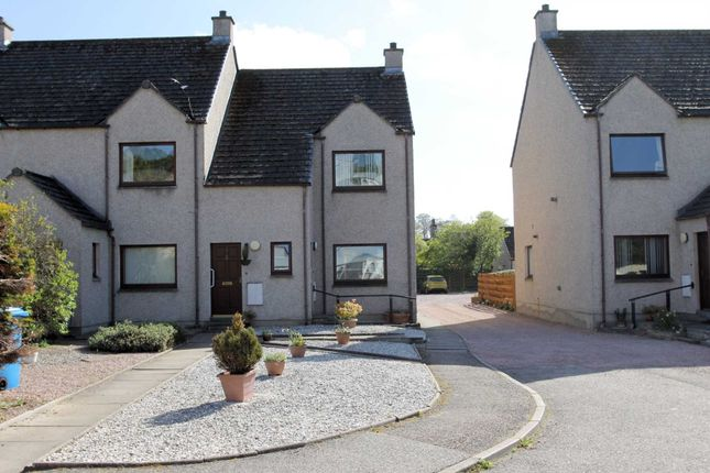 Thumbnail Flat for sale in 4 Windsor Court, Nairn