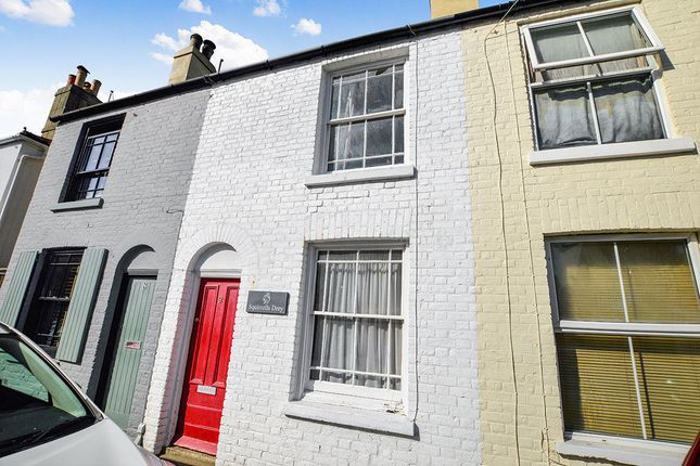 Thumbnail Terraced house for sale in York Road, Walmer, Deal