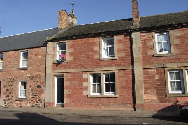 Thumbnail Terraced house for sale in West High Street, Greenlaw