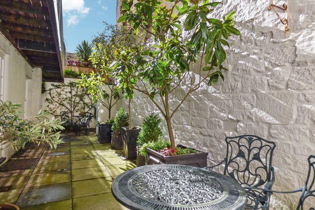 Rear Courtyard of Sydney Place, Bathwick, Bath BA2