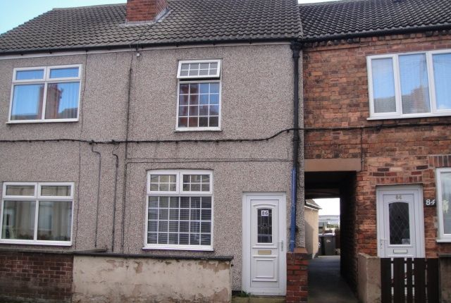 2 bed end terrace house to rent in Selwyn Street, Bolsover, Chesterfield S44
