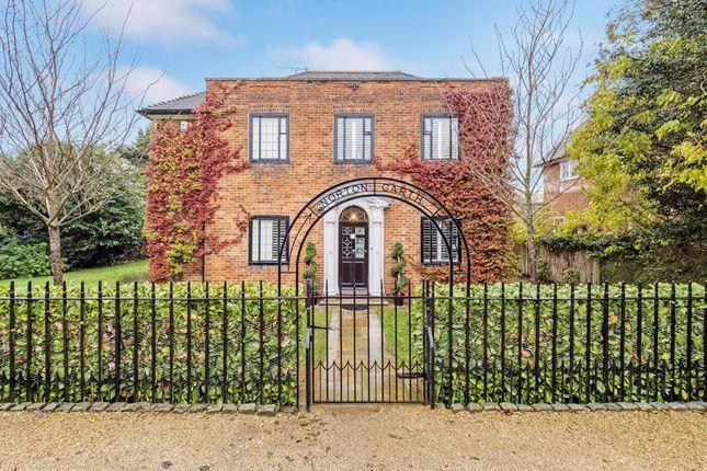 Thumbnail Detached house for sale in Norton Garth, Gidea Close, Gidea Park