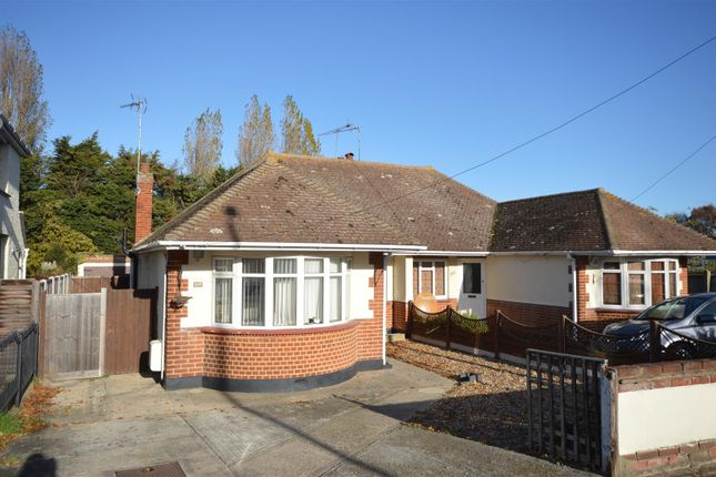 Thumbnail Semi-detached bungalow for sale in Holland Road, Holland-On-Sea, Clacton-On-Sea
