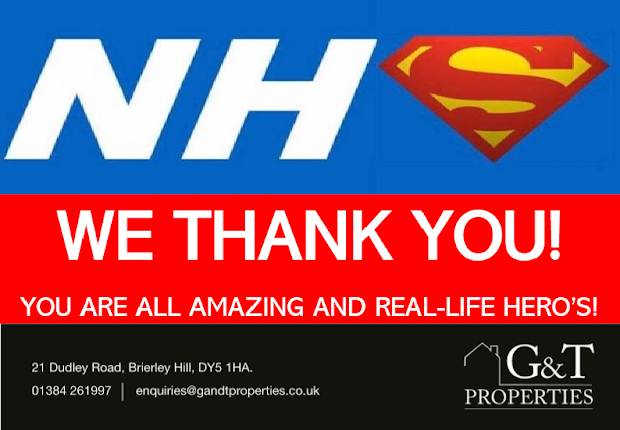 Nhs - Thank You.Png