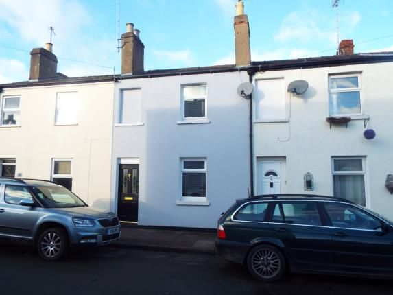 2 bed terraced house for sale in Princes Street, Fairview, Cheltenham, Gloucestershire