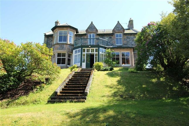 Thumbnail Detached house for sale in Strathpeffer