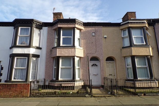 Thumbnail Property to rent in Dryden Street, Bootle