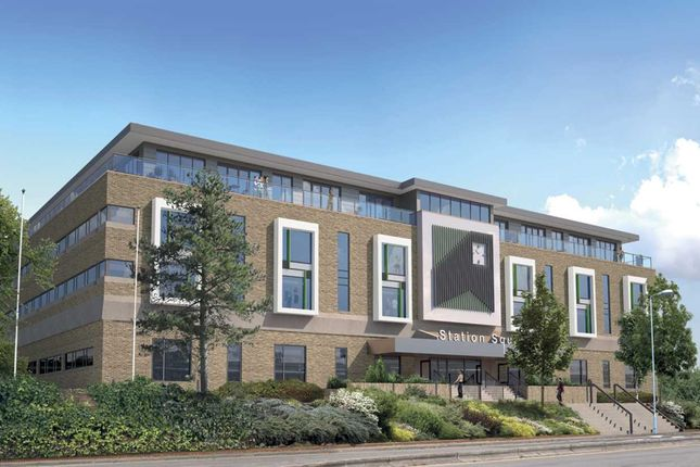 Thumbnail Property for sale in Station Square, Bergholt Road, Colchester, Colchester