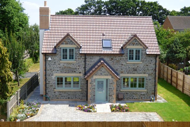 Thumbnail Detached house for sale in Oakwood Gardens, Coalpit Heath, Bristol