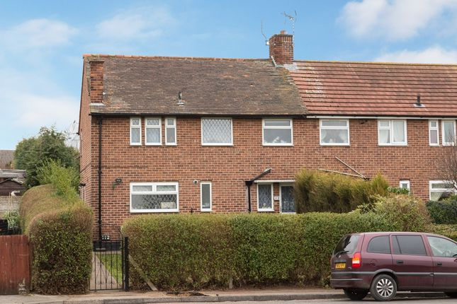 Thumbnail Semi-detached house for sale in Yew Tree Road, New Ollerton