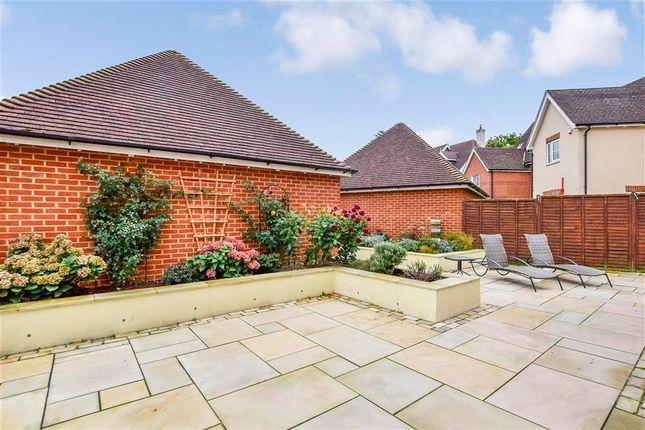 Patio Area of Brookfield Drive, The Acres, Horley, Surrey RH6