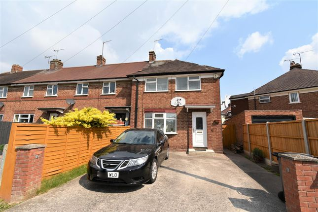 3 bed end terrace house for sale in Lime Grove, Hereford HR2