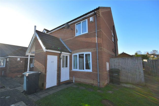 Front of Bramley Close, Louth, Lincolnshire LN11