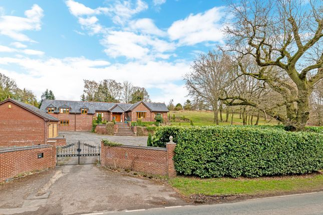 Thumbnail Detached house for sale in Delamere Road, Norley, Frodsham