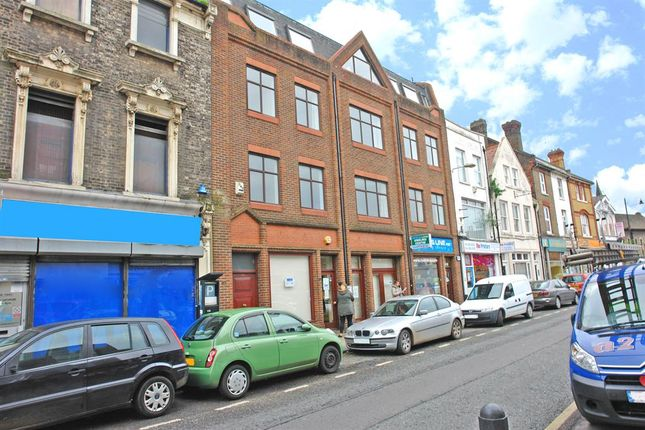 Thumbnail Flat to rent in High Street, Chatham