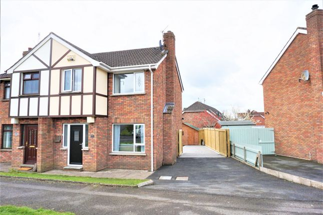 3 bed semi-detached house for sale in Killowen Grange, Lisburn BT28