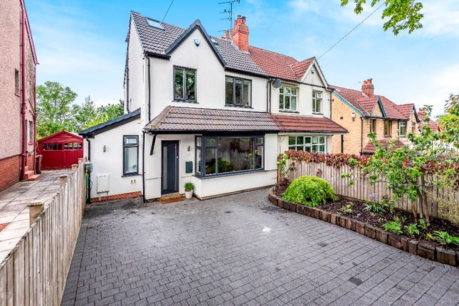 Thumbnail Semi-detached house for sale in Wensley Drive, Chapel Allerton, Leeds