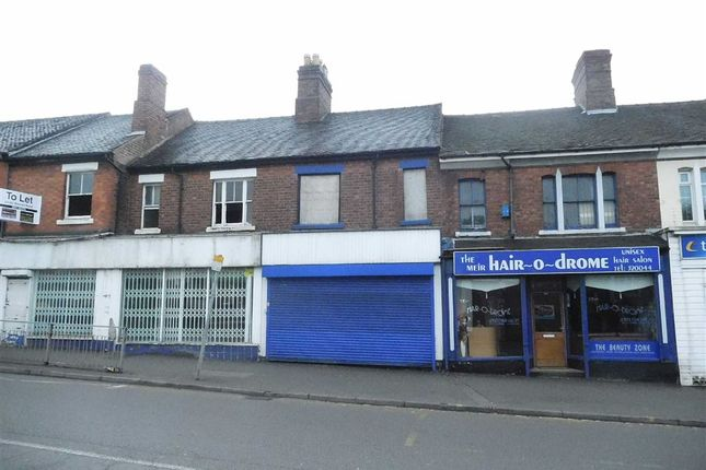 Retail premises for sale in Weston Road, Stoke-On-Trent, Staffordshire