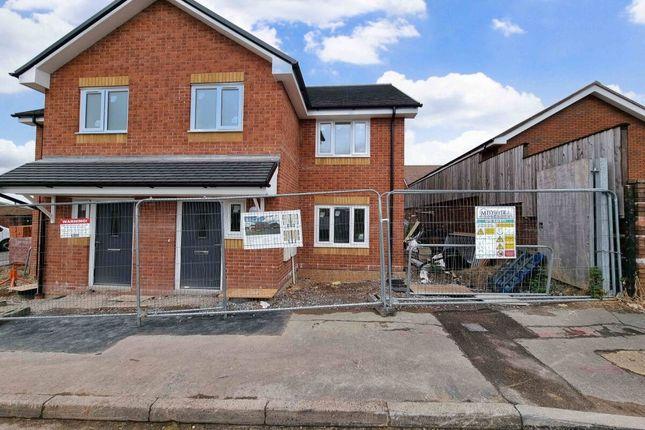 Thumbnail Semi-detached house for sale in Bartlem Street, Longton, Stoke-On-Trent