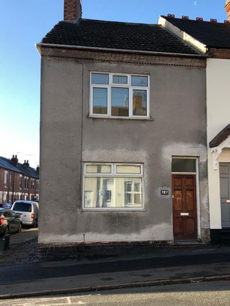 Thumbnail End terrace house to rent in Queens Road, Hinckley
