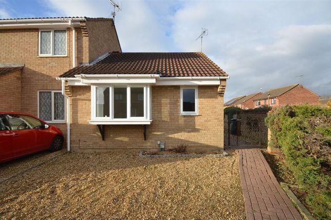 Thumbnail Bungalow to rent in Squires Gate, Gunthorpe, Peterborough