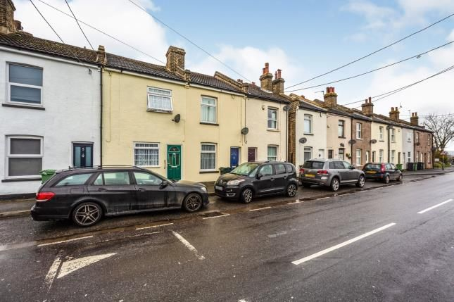 Thumbnail Terraced house for sale in New Cottages, High Street, Bean, Kent