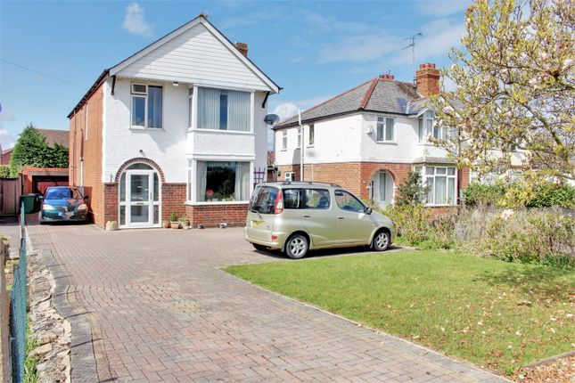 Thumbnail Detached house for sale in Innsworth Lane, Longlevens, Gloucester