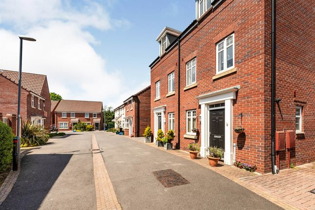 Thumbnail End terrace house for sale in Jubilee Close, Midsomer Norton, Radstock