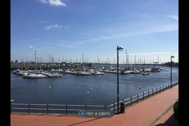 Thumbnail Terraced house to rent in Chandlers Way, Penarth Marina