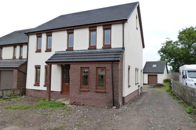 Thumbnail Detached house for sale in Heol Llanelli, Pontyates, Llanelli