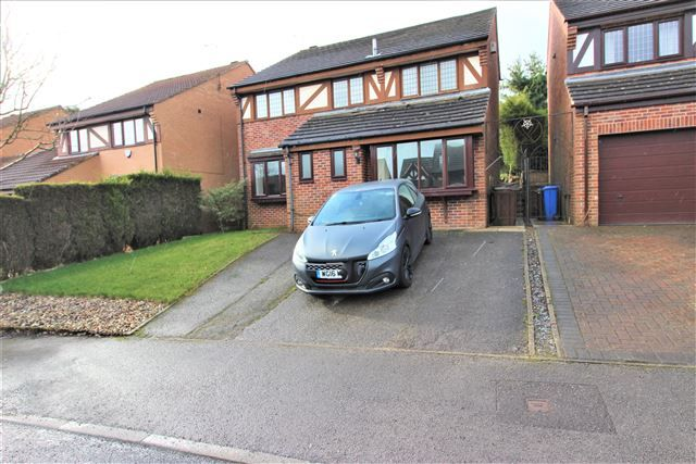 Thumbnail Detached house to rent in Parkgate Drive, Mosborough, Sheffield, Sheffield