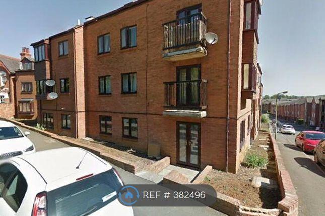 Flat to rent in Britannia Road, Banbury