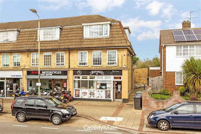 3 bed maisonette for sale in High Street, St Albans, Hertfordshire