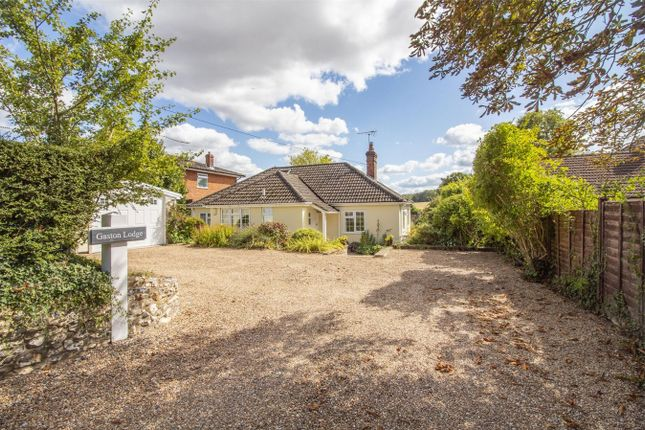 Thumbnail Detached house for sale in Gaston Lane, South Warnborough, Hook