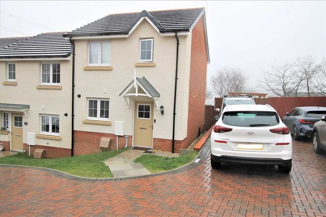 2 bed semi-detached house for sale in Padfield Court Business Park, Gilfach Road, Tonyrefail, Porth CF39