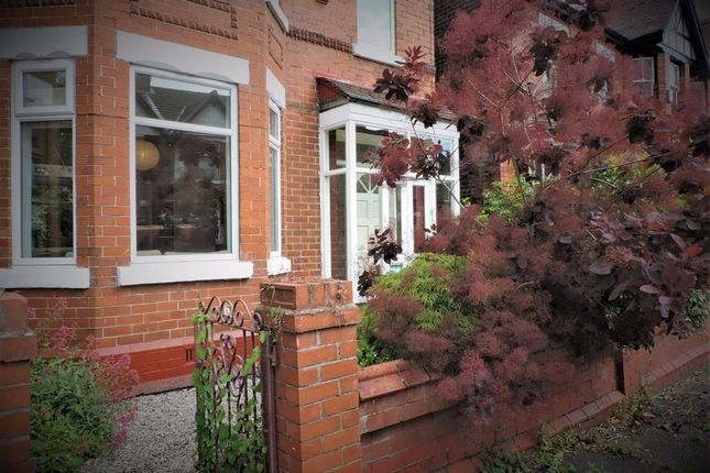 Thumbnail Semi-detached house for sale in Sylvandale Avenue, Levenshulme, Manchester
