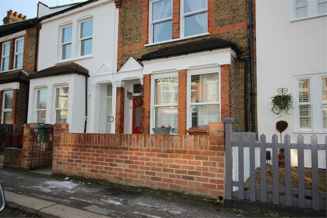 Thumbnail Terraced house to rent in Ainslie Wood Road, London