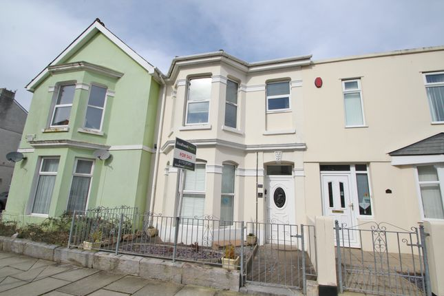 Thumbnail Flat for sale in Grenville Road, Plymouth