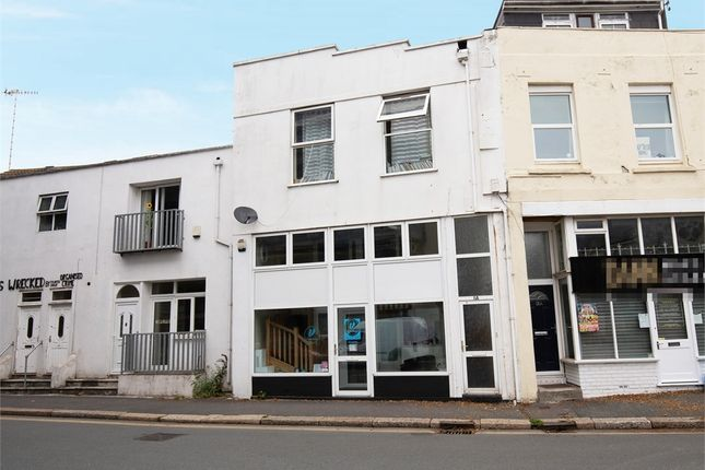 Thumbnail Flat for sale in Beaumont Road, Plymouth, Devon