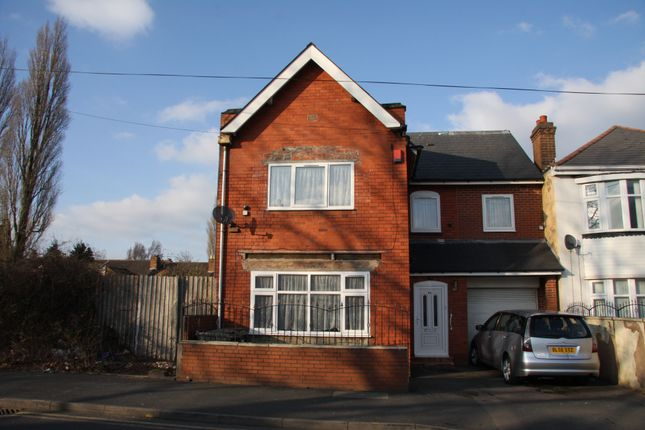Thumbnail Detached house for sale in Goldthorn Hill, Goldthorn, Wolverhampton, West Midlands