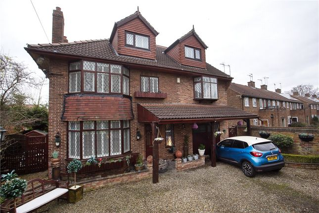Thumbnail Detached house to rent in Thorn Nook, York, North Yorkshire